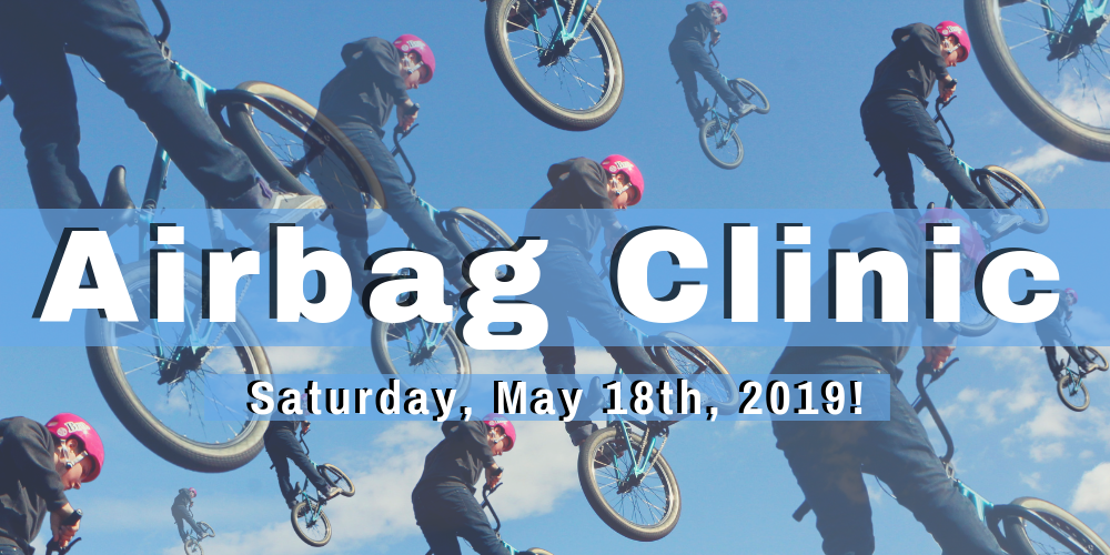 Airbag Bike Clinic Graphic